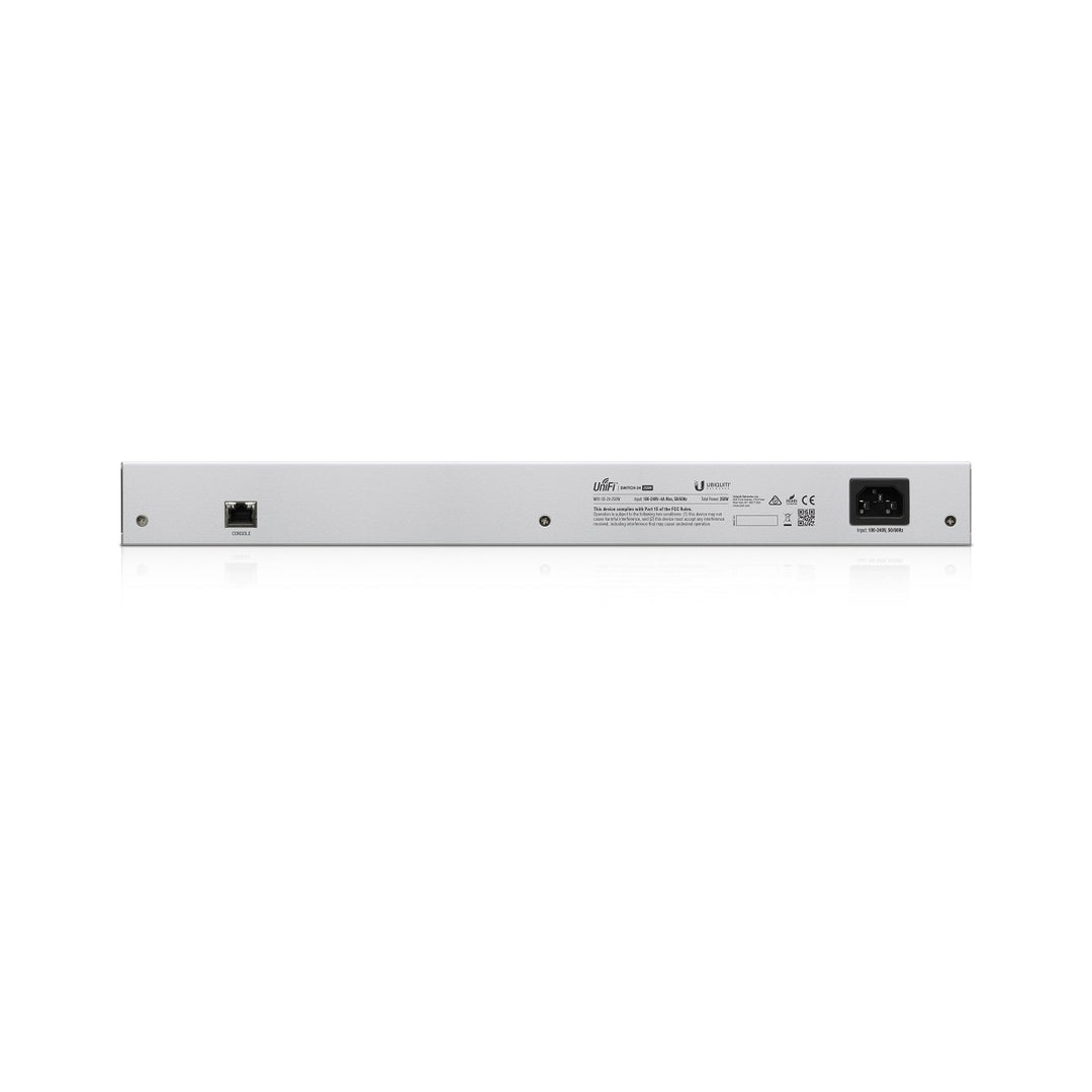 Switch Ubiquiti UniFi® US-24-250W Conmutador gestionado 24 puertos con SFP Gigabit Ethernet