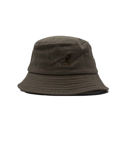 Kangol Cappello Washed Bucket Smog