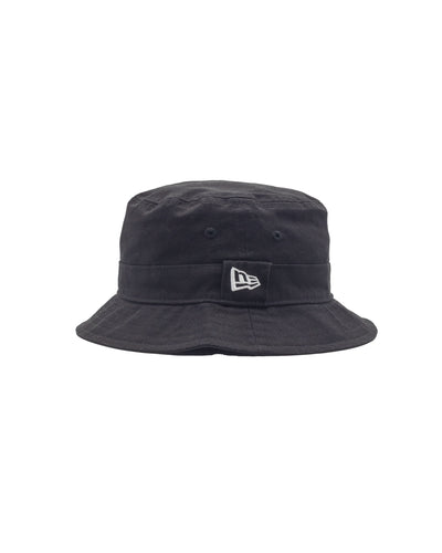 New Era Cappello Essential Bucket Black