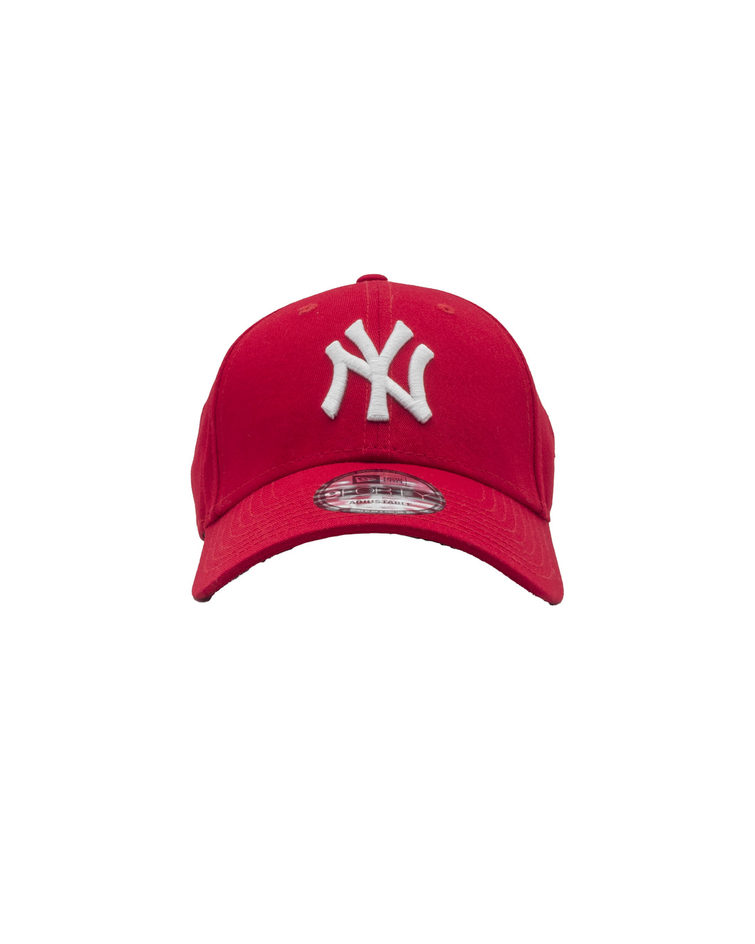 New Era Cappello League Essential 9forty Red Scarlet/White