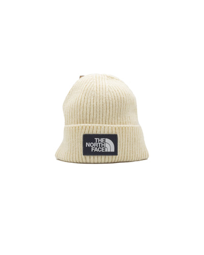 The North Face Cappellologo Boc Cuffed Beanie Bleached Sand