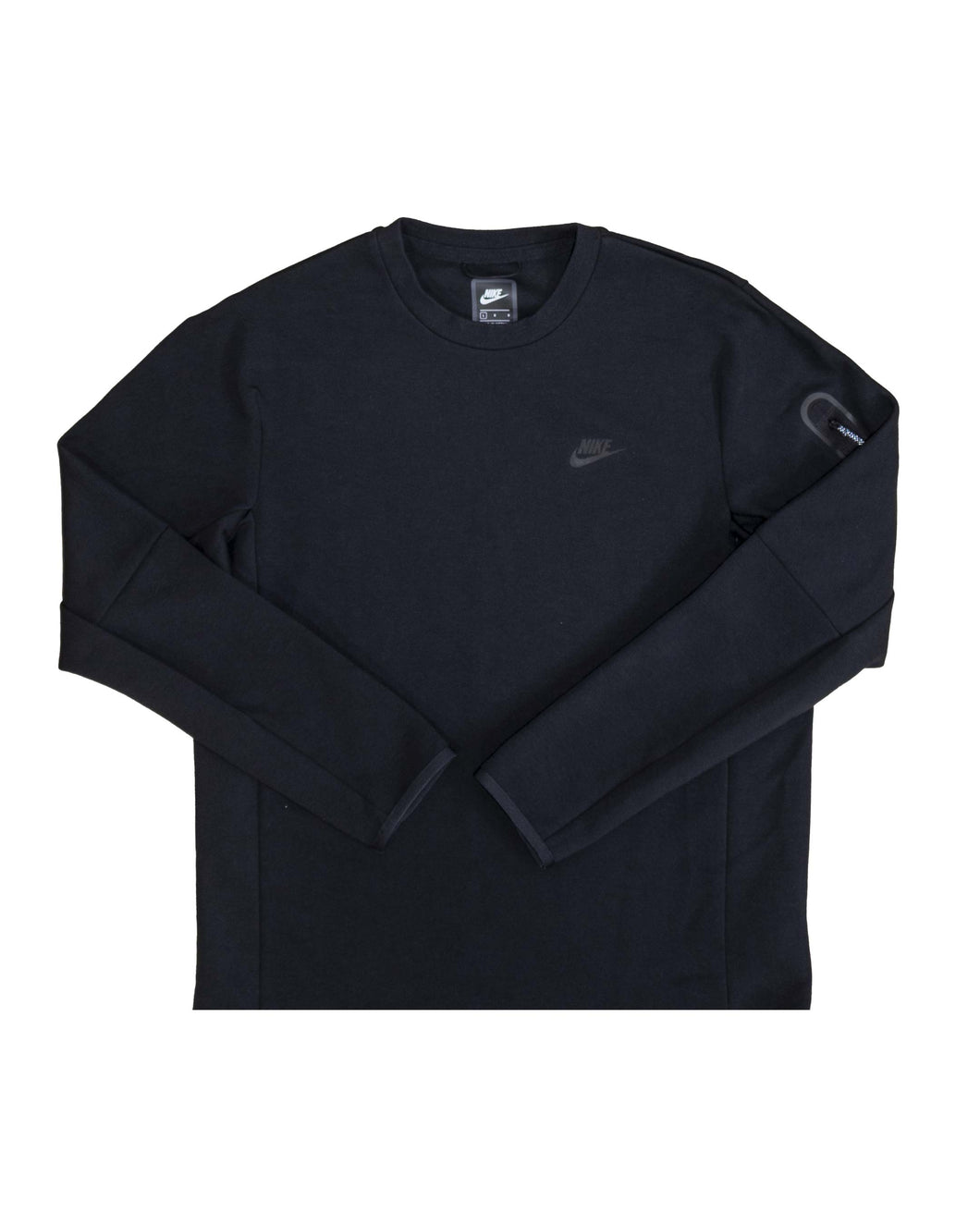 Nike Sportswear Felpa Tech Fleece Black