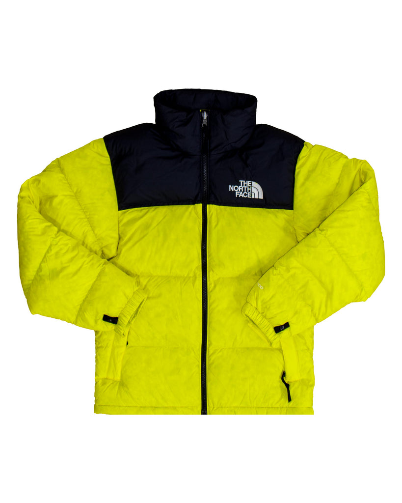 Load image into Gallery viewer, The North Face M 1996 Retro Nuptse Jacket Lemon