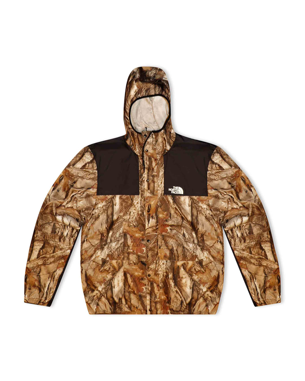 The North Face Jacket 1985 Seasonal Mountain Forestfloor Print