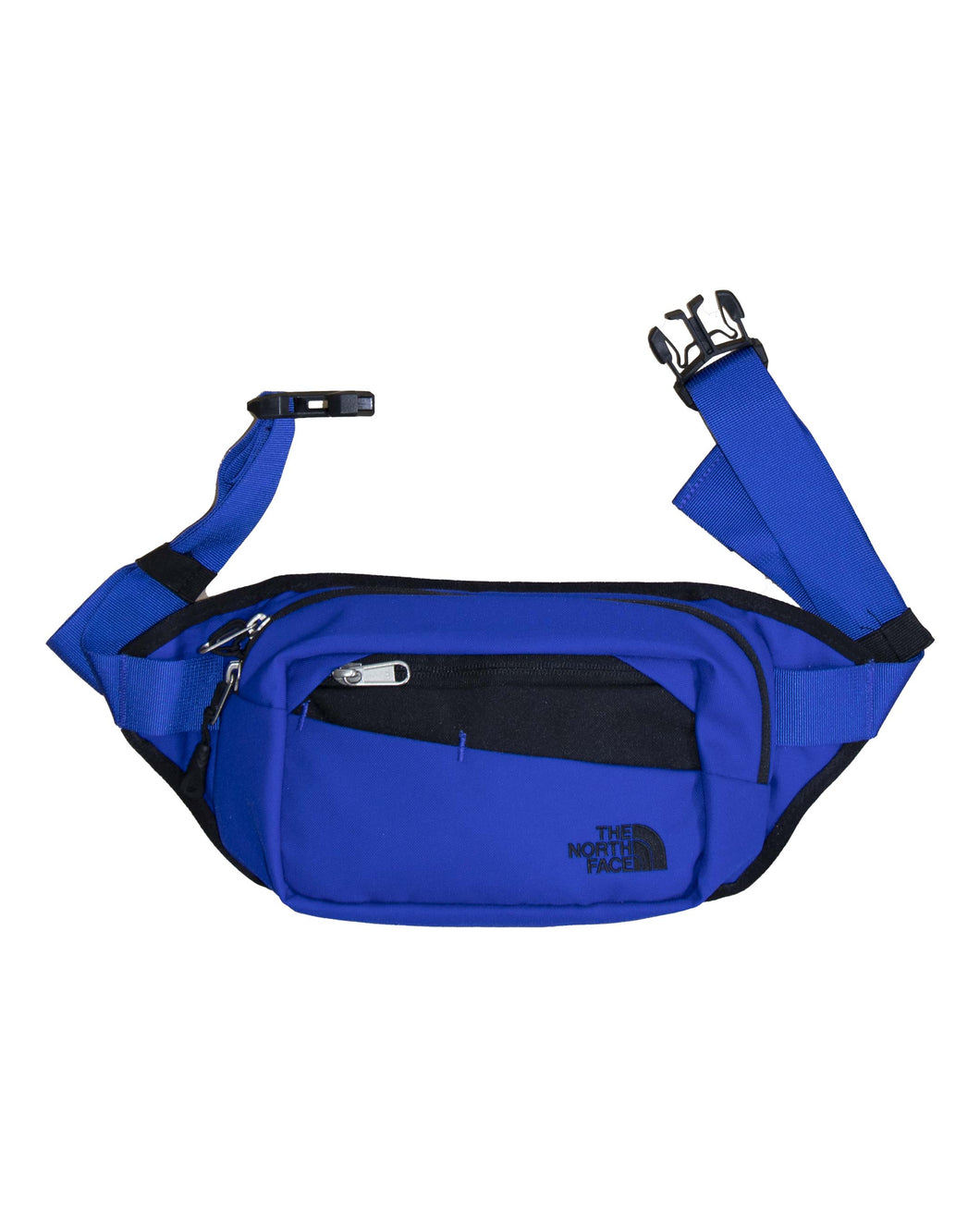 The North Face Marsupio Bozer Hip Pack II Blue Black