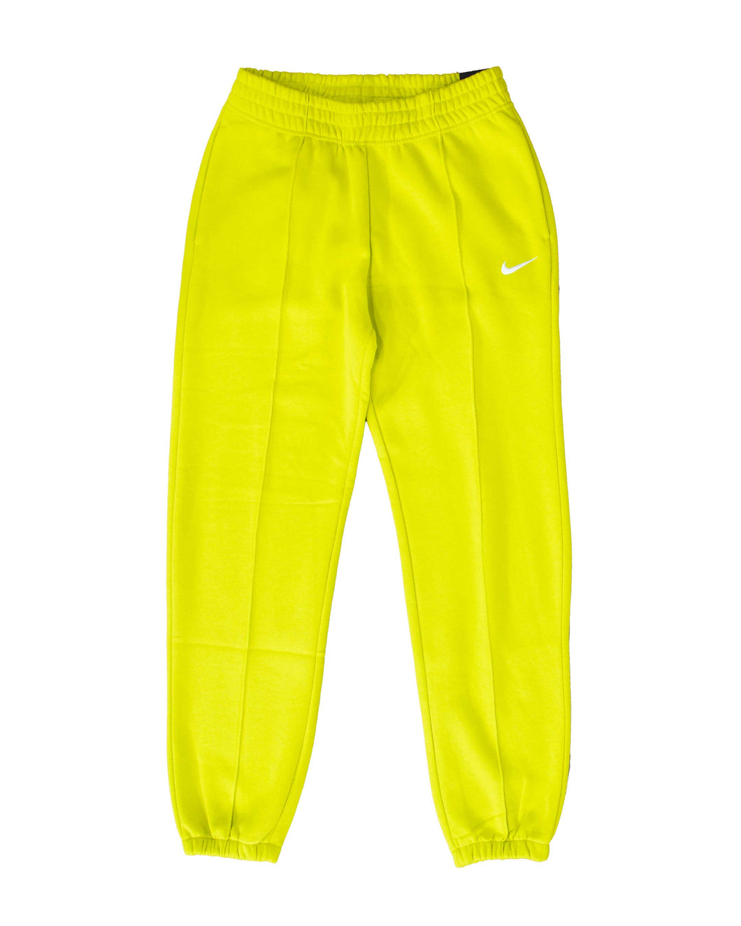 Nike Sportswear Pantalone Essential High Voltage White