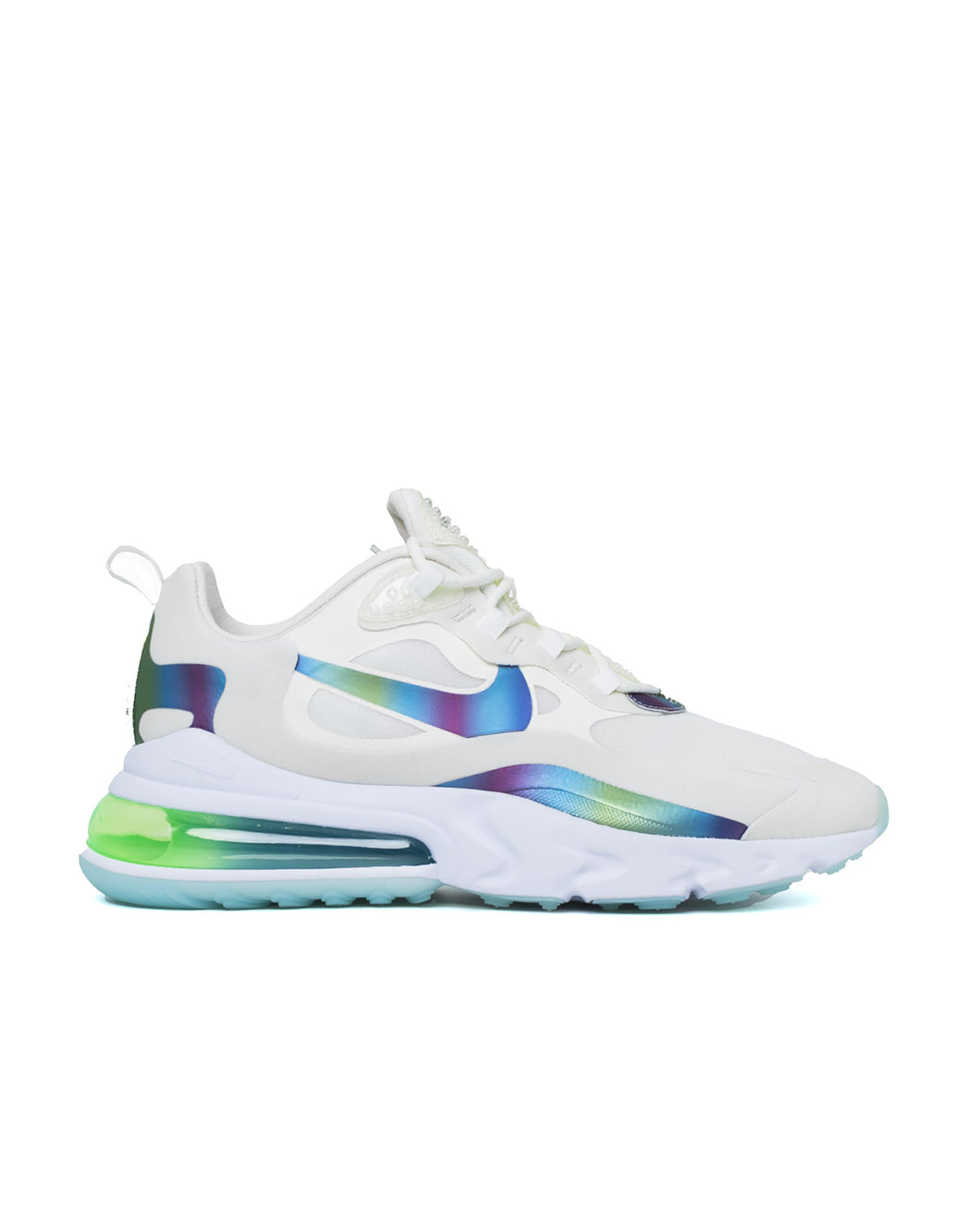 Nike Air Max 270 React 20 Summit White/Multicolor