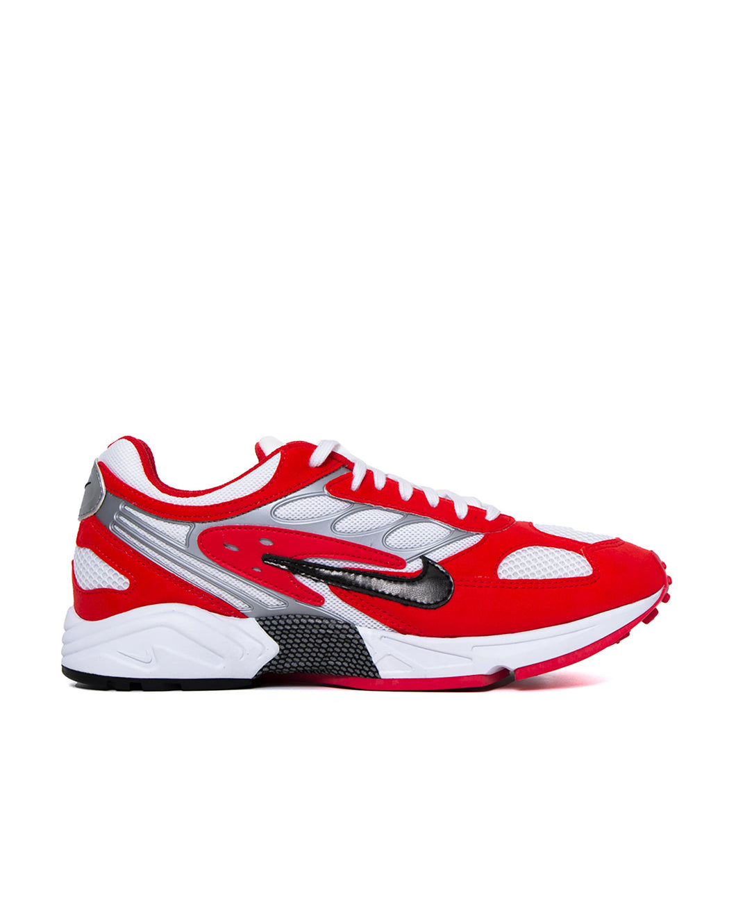 Nike Air Ghost Racer Track Red/Black-White-Metallic Silver