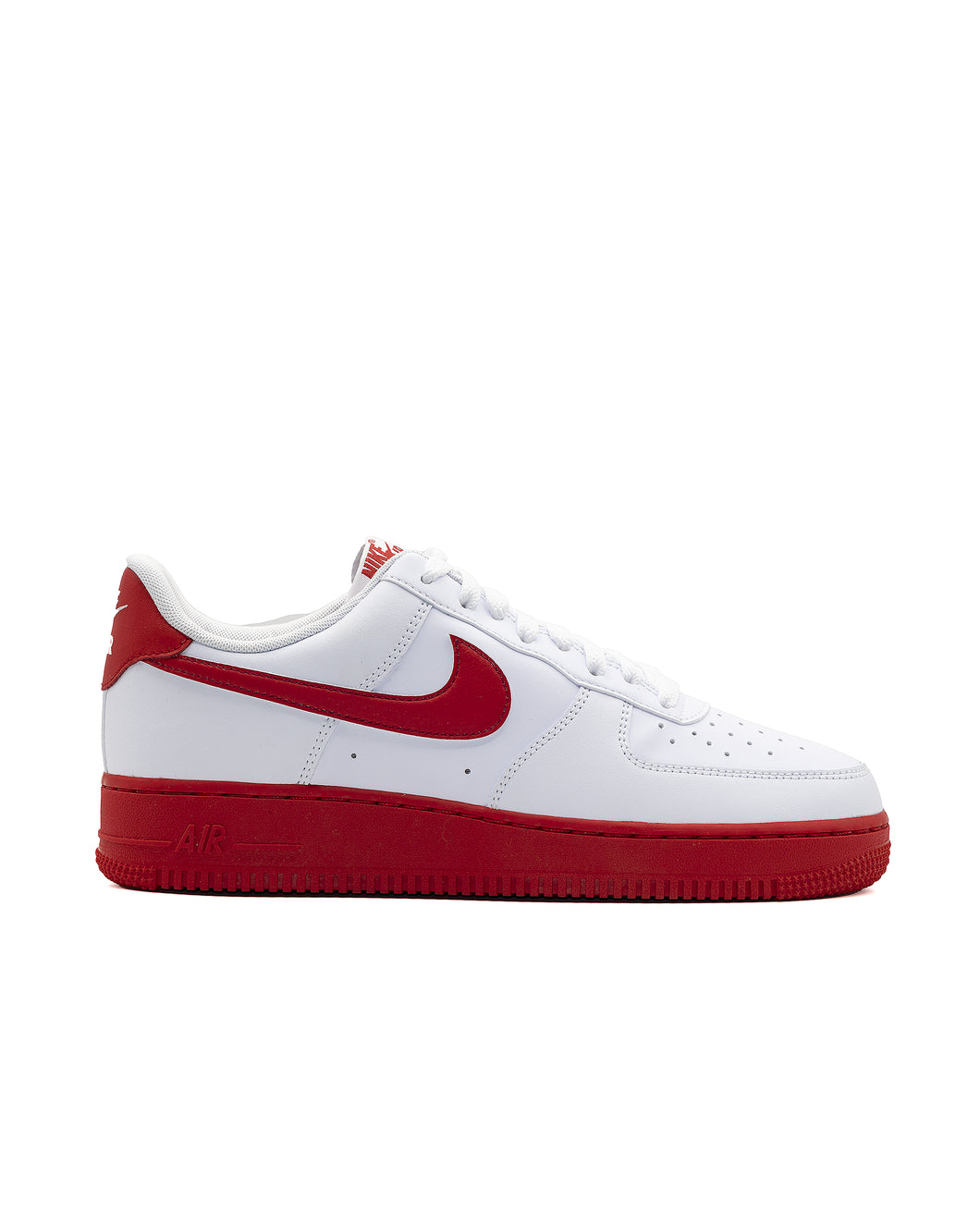 Nike Air Force 1 '07 White/University Red