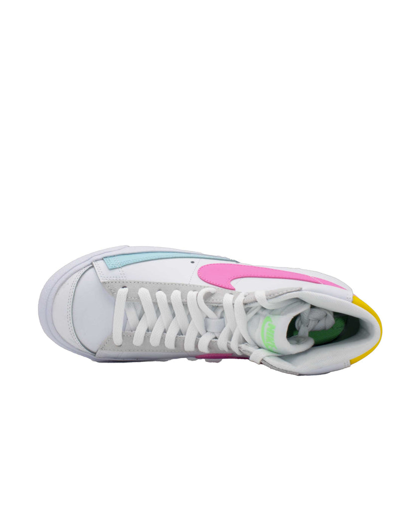 Load image into Gallery viewer, Nike W Blazer Mid Vntg 77 White Pink Glow Pure Platinum
