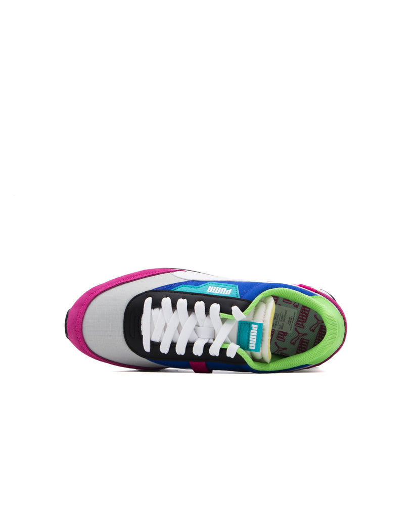 Carica l'immagine nel visualizzatore di Gallery, Puma Future Rider Play On Glowing Pink-Lapis-Viri-Green