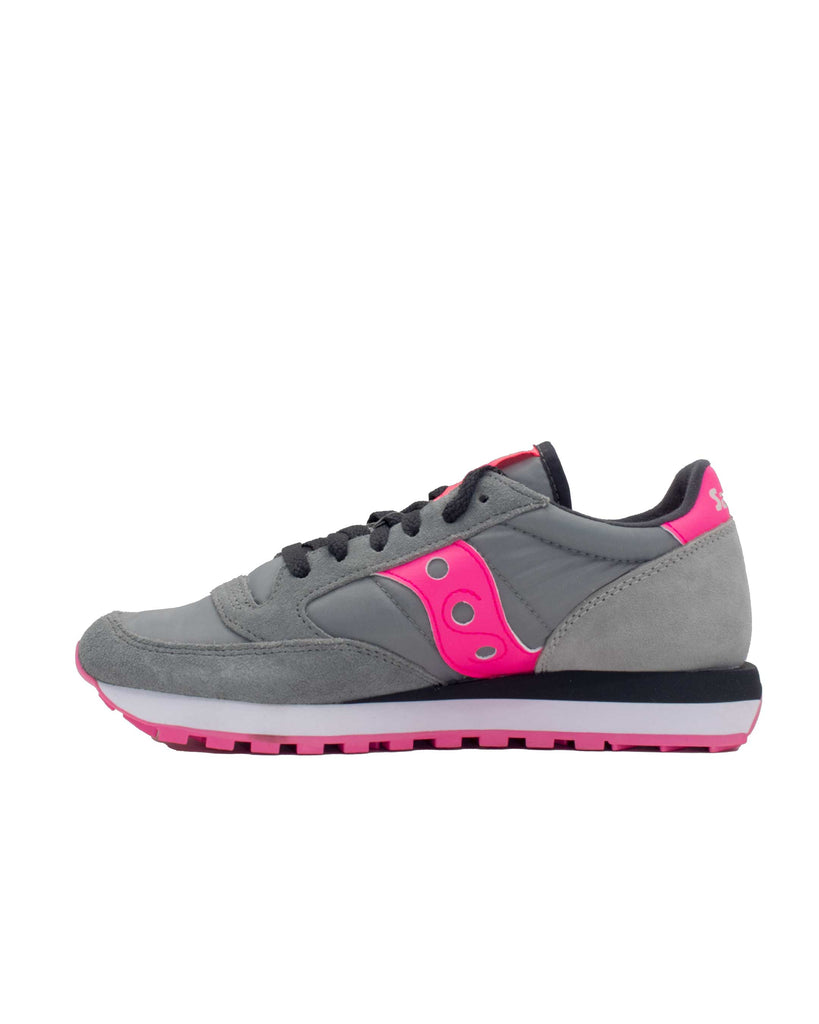 Load image into Gallery viewer, Saucony Jazz Original Woman Grey/Vizipink