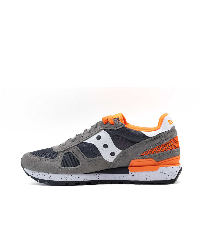 Load image into Gallery viewer, Saucony Shadow Original Man Wild Dove/Vizi Orange