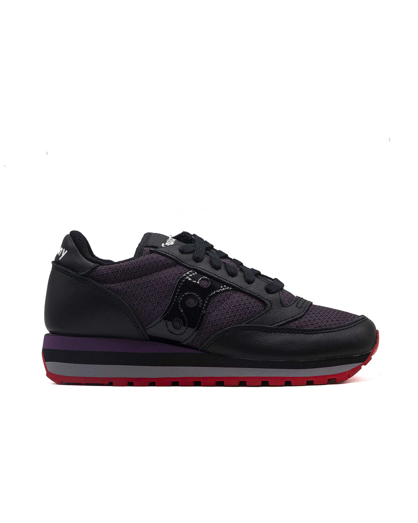 Load image into Gallery viewer, Saucony Jazz Trilpe Woman-Smu Black/Deep Purple