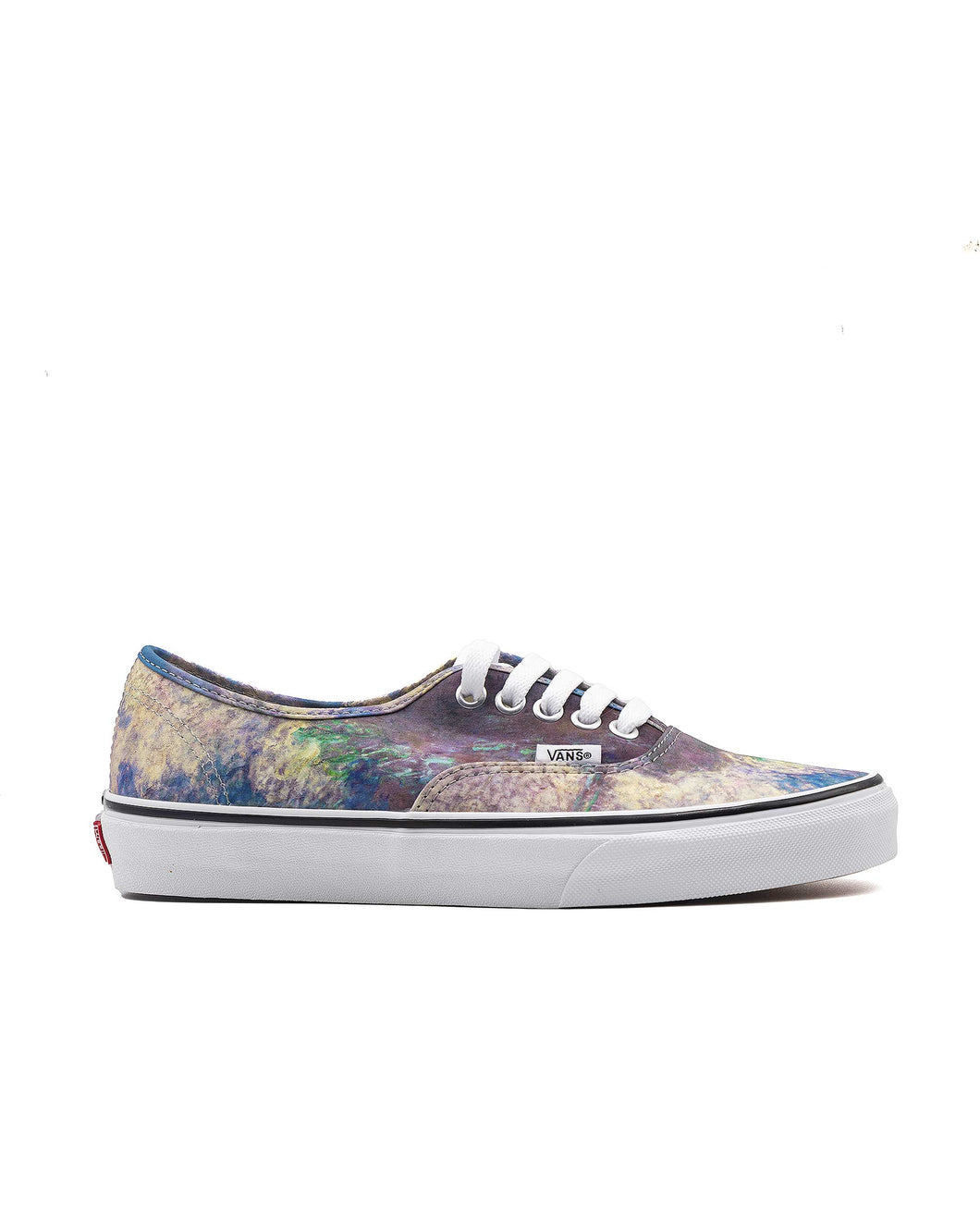 Vans Authentic (Moma) Claude Monet Red/Snake