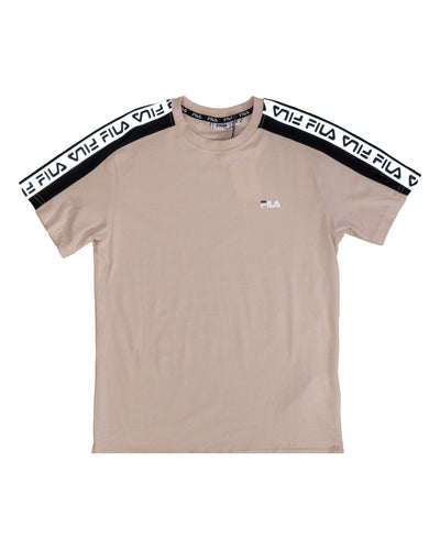Fila T shirt Tamsin Sepia Rose Black