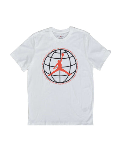 Jordan T Shirt Winter Utility Jumpman WHITE