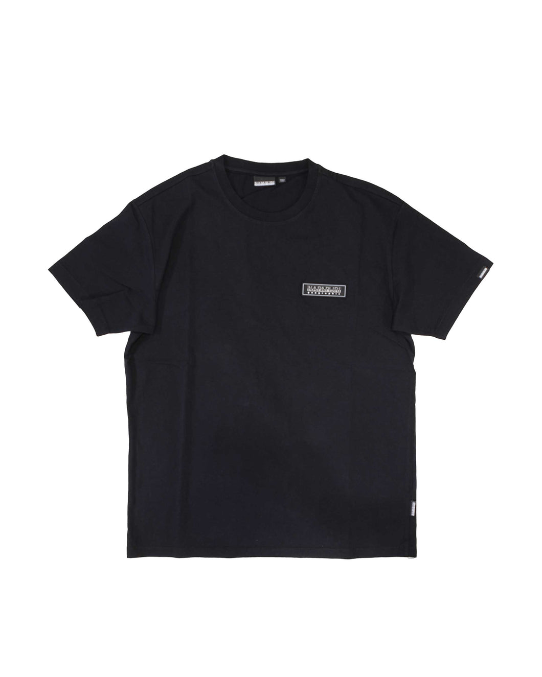 Napapijri T Shirt S Patch SS B