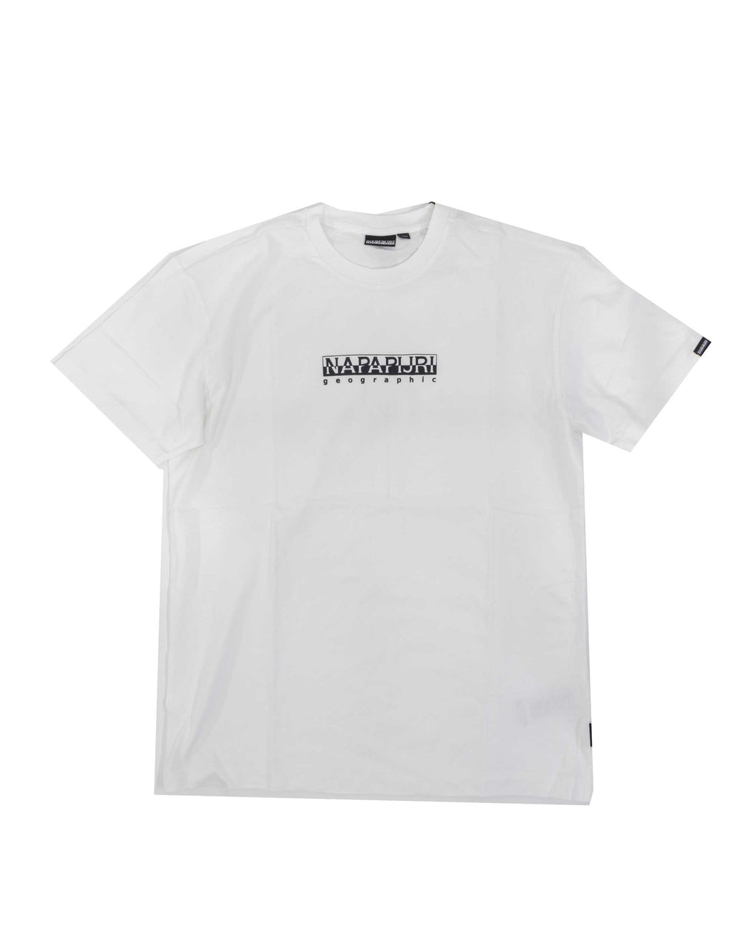 Napapijri T-Shirt S-Boxss Bright White