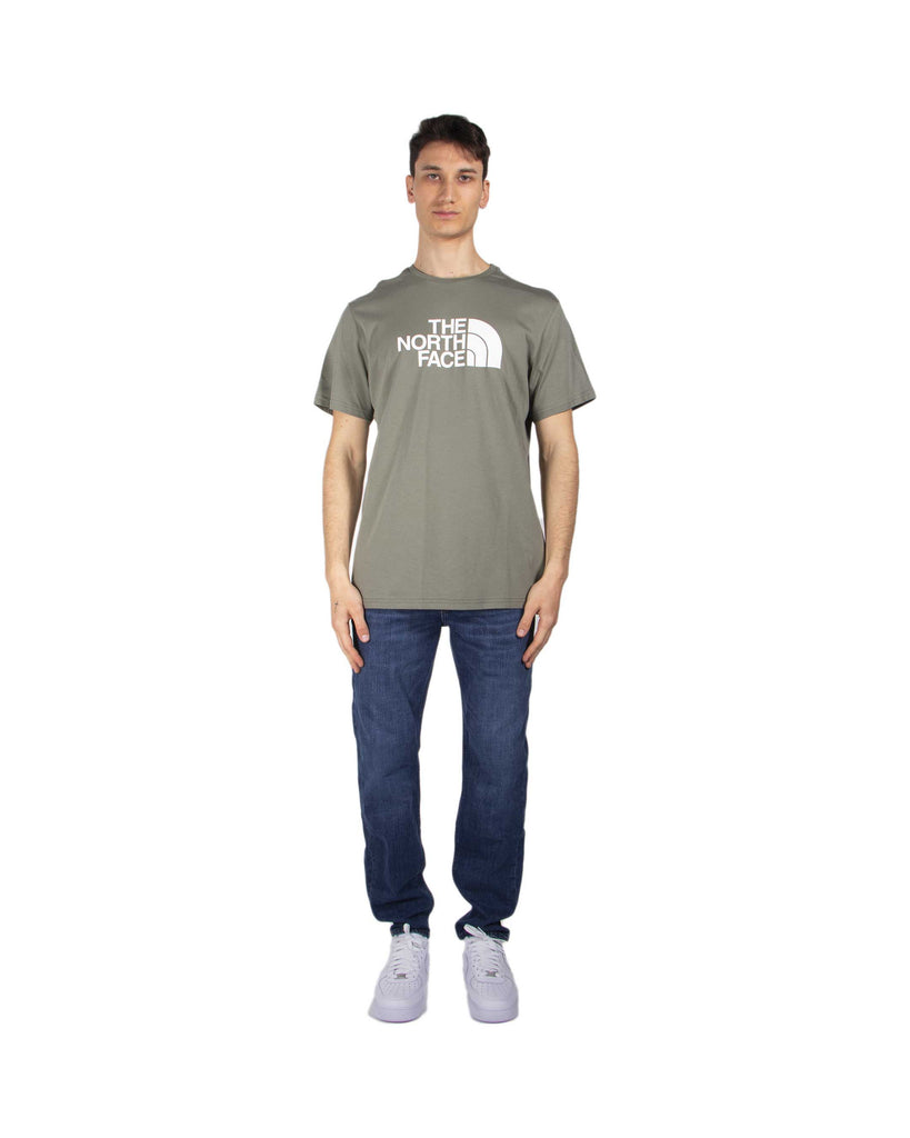 Carica l'immagine nel visualizzatore di Gallery, The North Face T Shirt Easy Tee Agave Green