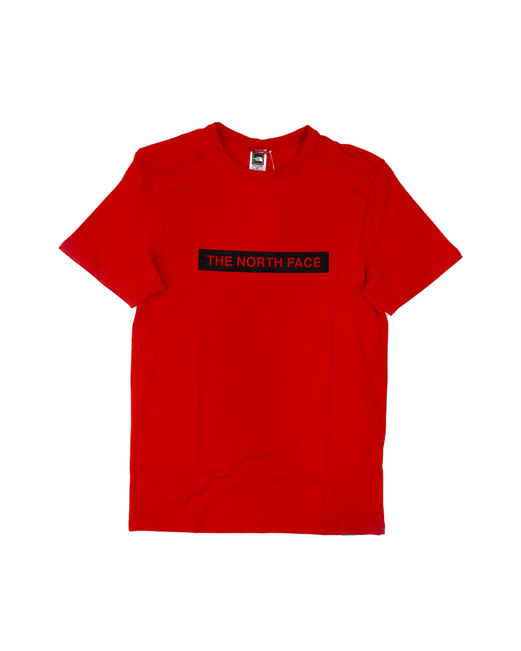 The North Face T-Shirt Light Tee Fiery Red