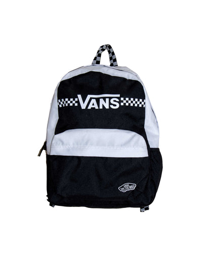 VANS ZAINO EQUIPMENT BLACK FUN