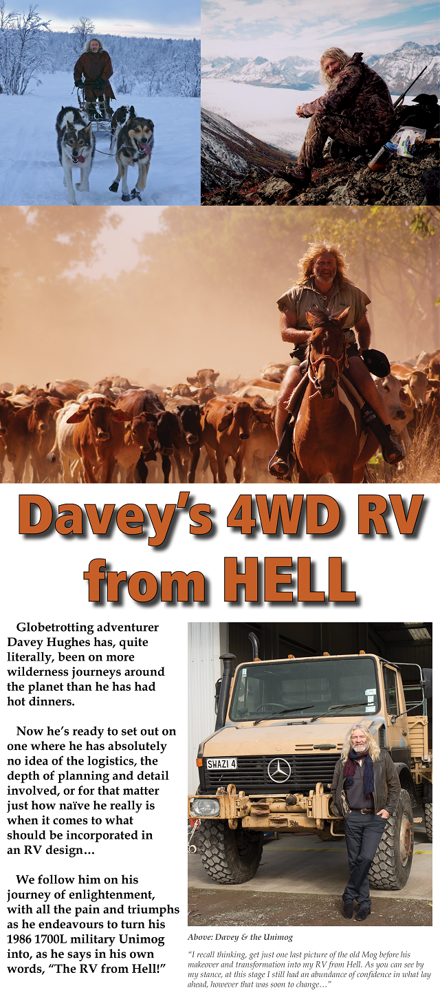 Davey's RV from Hell