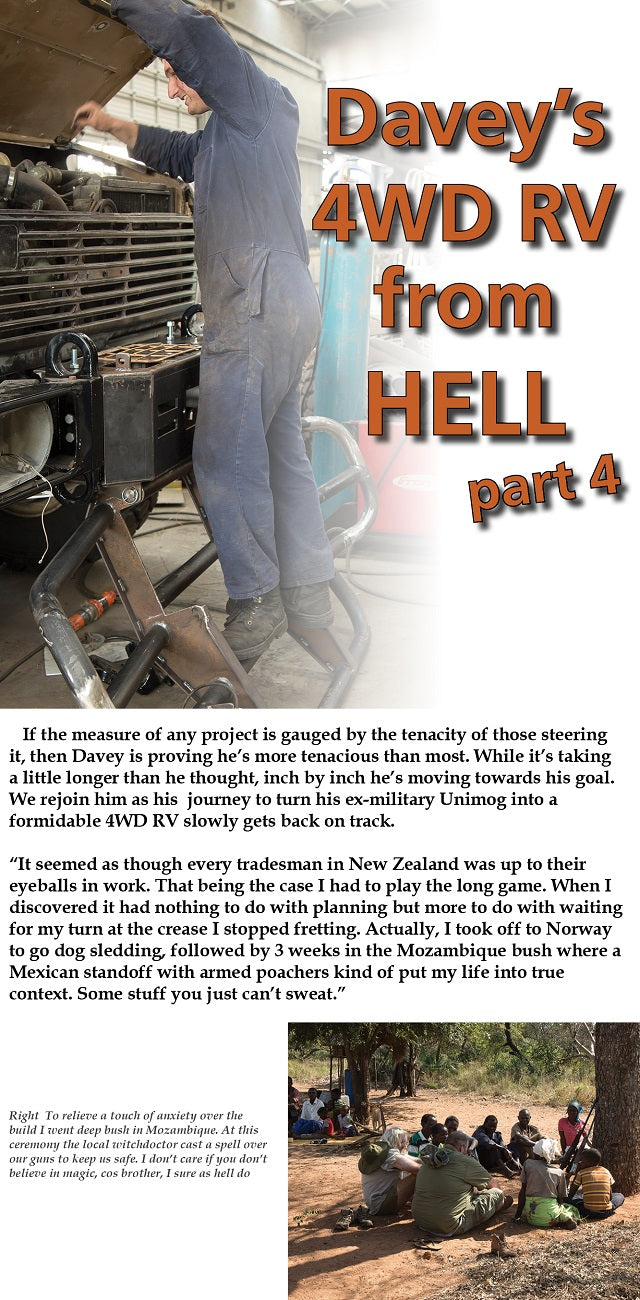 4WD RV From Hell Part 4