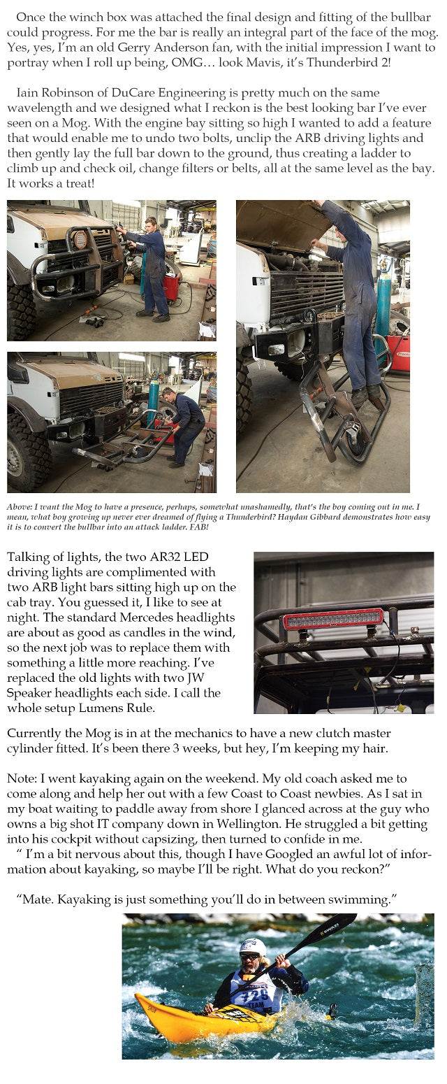 4WD RV from hell - part 4.4