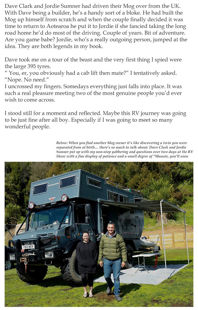 Davey's RV from Hell part 2.4