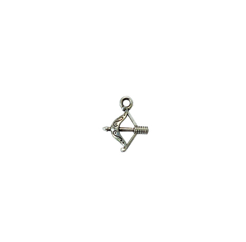 Archery Bow and Arrow Charm