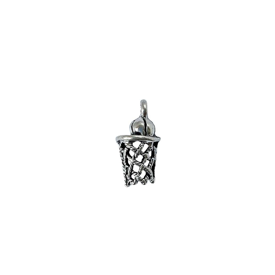 Basketball Net Charm