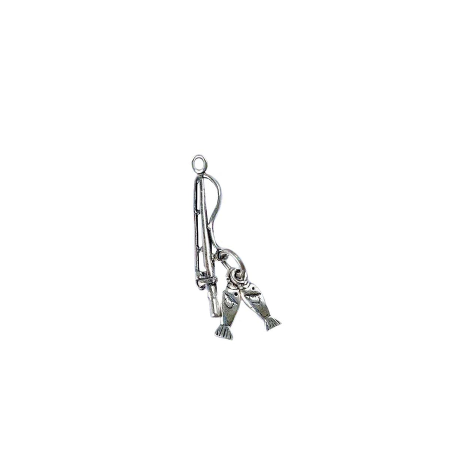 Fishing Rod Charm