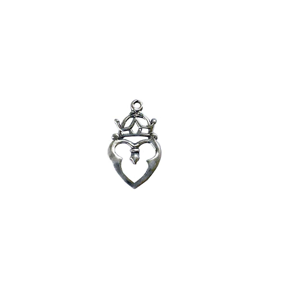 Celtic Heart Charm