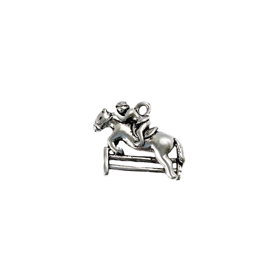 Horse Show Jumper Charm