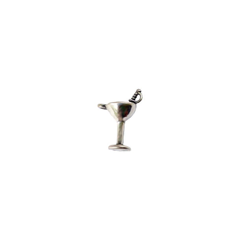 Martini Glass Charm