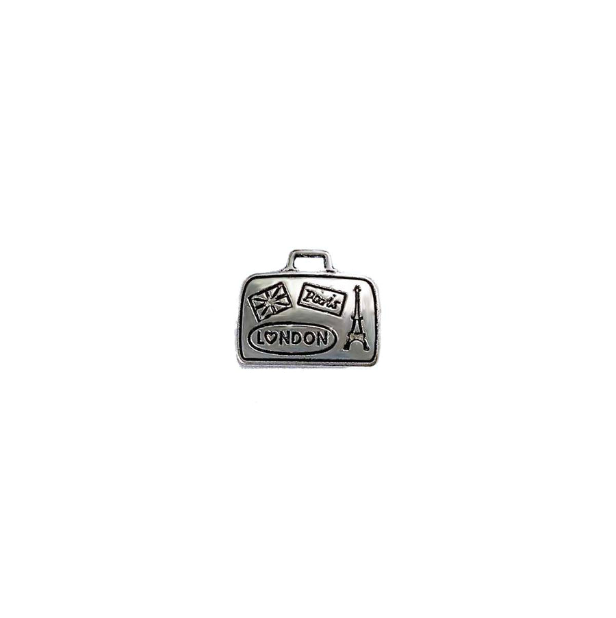 Travel Suitcase Charm