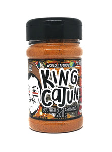 King Cajun - Southern Soul Food Seasoning
