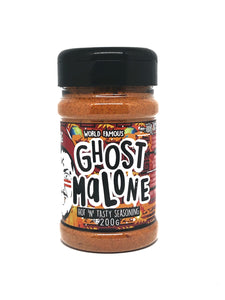 Ghost Malone - Fiery Ghost Chilli Seasoning