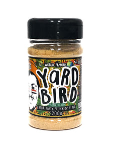 Yard Bird - Extra Tasty Chicken Flavoured Seasoning