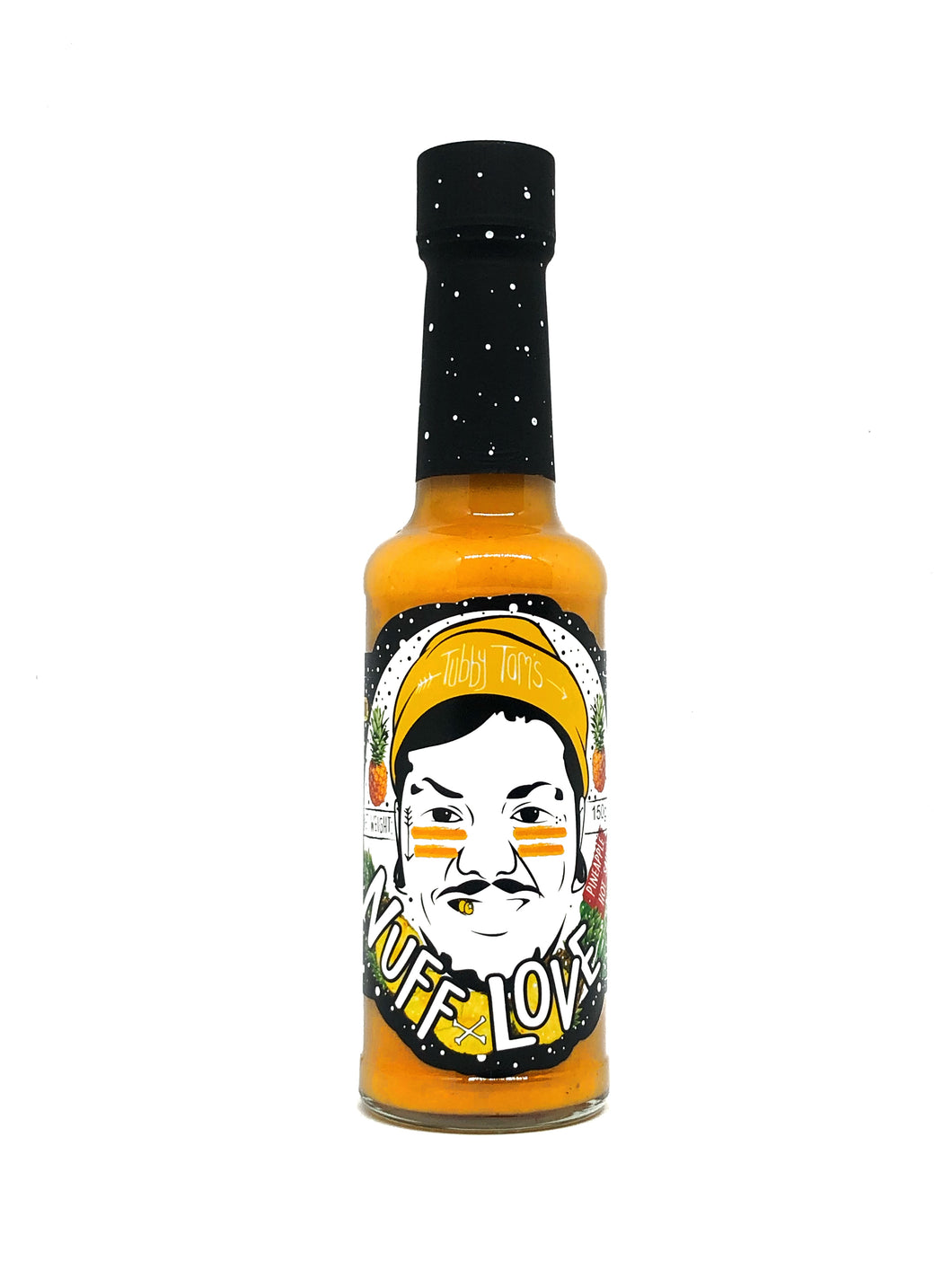 Nuff Love - Tropical Hot Pepper Sauce