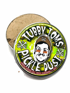 Pickle Dust - Tangy Dill Pickle Popcorn Seasoning