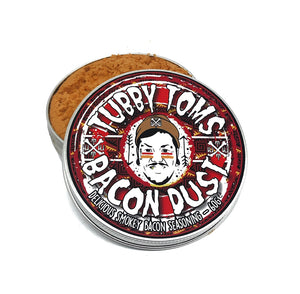 Bacon Dust - Delicious Smokey Bacon Seasoning