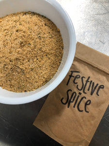 FESTIVE SPICE SAMPLE!