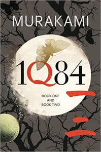 1Q84 - BOOK ONE & TWO (Hardcover)