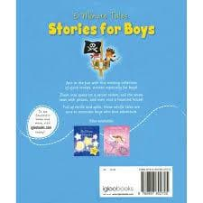 5 Minute Tales Stories for Boys (PADDED)