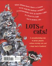 Load image into Gallery viewer, Cats Ahoy! (Paperback)