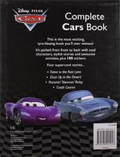 Load image into Gallery viewer, Disney Pixar Cars - Complete Cars Book (Hardbound)