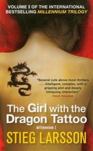 Load image into Gallery viewer, The Girl with the Dragon Tattoo - Book 1 (Millennium Trilogy)