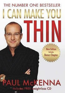 I Can Make You Thin (INCLUDES FREE 90 DAY SUCCESS JOURNAL & WEIGHT-LOSS CD)